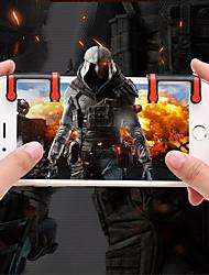 Недорогие -Игровые контроллеры Назначение Android / iOS Портативные Игровые контроллеры ABS 2pcs Ед. изм