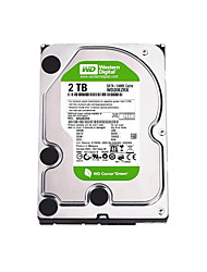 Недорогие -WD Настольный жесткий диск 2 Тб SATA 3.0 (6 Гбит / с) WD20EZRX
