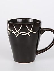 Недорогие -Drinkware Высокое боровое стекло Стекло Теплоизолированные / сохраняющий тепло 1pcs
