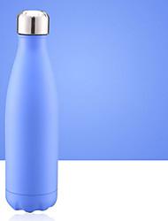 Недорогие -Drinkware Нержавеющая сталь Бутылка спорта Компактность 1pcs