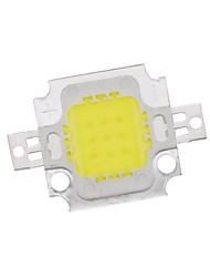 baratos -10w 800-900lm de alta potência integrada 4500k branco natural levou chip (9-12v)