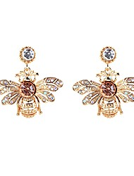 cheap -Drop Earrings - Bee Fashion Gold For Gift / Daily