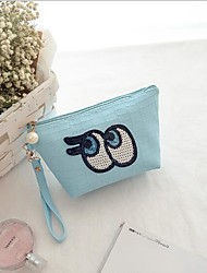 economico -Per donna Sacchetti PU Pochette Cerniera Rosa / Fucsia / Azzurro cielo