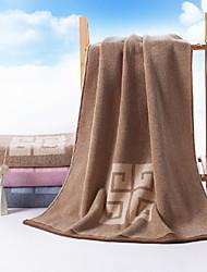 Недорогие -Свежий стиль Полотенца для мытья, Геометрический принт Рисунок Высшее качество Полиэстер / Хлопок 100% хлопок 100% Хлопчатник 1pcs