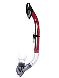 billiga Sport och friluftsliv-WAVE Snorklar Värmeljus, Torrdräkt – överdel Simmning, Dykning, Snorkelfenor Silikon, PVC (polyvinylklorid) - för Mörkblå / Purpur / Gul