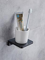 Недорогие -Держатель для зубных щеток / Гаджет для ванной Многофункциональный Современный Алюминий 1шт - Ванная комната На стену