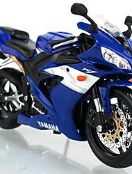 Недорогие -Игрушечные мотоциклы Мотоспорт утонченный Металлический сплав Взрослые Для подростков Мальчики Девочки Игрушки Подарок 1 pcs