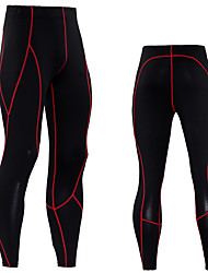 cheap -Men's Wetsuit Pants 1.5mm CR Neoprene Tights / Bottoms Ultraviolet Resistant Outdoor Exercise / Diving / Boating / Watersports Solid
