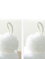 Недорогие -Перчатки и тряпки / игрушки для купания Портативные / Влажная чистка / Прост в применении Современный Другие материалы 1шт Губки и скрубберы / душевые принадлежности