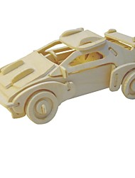 cheap -Wooden Puzzle / Logic & Puzzle Toy Car School / New Design / Professional Level Wooden 1 pcs Kid's All Gift