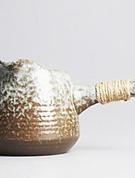 Недорогие -Керамика Heatproof / Чайный нерегулярный 1шт Кофе и чай / чайник