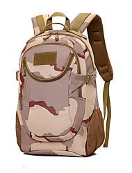 Недорогие -36-55 L Рюкзаки - Дожденепроницаемый, 3D-панель, Пригодно для носки На открытом воздухе Пешеходный туризм, Походы, Для школы Нейлон Розовый + зеленый, Серый, Камуфляжный