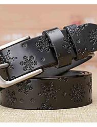 baratos -Mulheres Moda de Rua Cinto para a Cintura Sólido