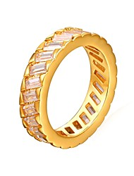 cheap -Men's Hollow Knuckle Ring - Fashion 6 / 7 / 8 Gold / Silver For Gift / Daily