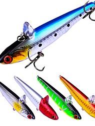 abordables -5 pcs pcs Cebos Señuelos duros El plastico Al Aire Libre Pesca de baitcasting / Pesca de Cebo / Pesca en General