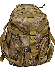 cheap -55 L Hiking Backpack - Quick Dry, Wearable Outdoor Hiking, Camping Nylon Grey, Camouflage, Khaki
