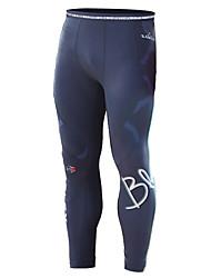 baratos -SABOLAY Homens Calça Legging de Mergulho SPF50, Proteção Solar UV, Secagem Rápida Elastano / Terylene Roupa de Banho Roupa de Praia Calças Sólido Natação / Mergulho