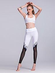 cheap -women's sweatpants pants - color block high waist