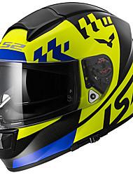 billige -LS2 FF397 Fullface-hjelm Voksen Unisex Motorcykel hjelm Vand Afvisende / Anti-Støv / Anti-Bære