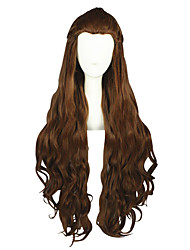 cheap -Cosplay Wigs Cosplay Movie / TV Theme Costumes Anime Cosplay Wigs 81.28 cm CM Heat Resistant Fiber All