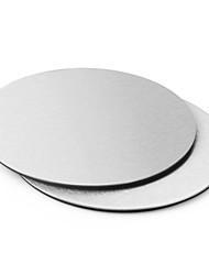 Недорогие -круглый подстаканник чашка из нержавеющей стали коврик жаростойкий стол бар инструменты 1шт