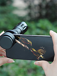 cheap -Mobile Phone Lens Lens with Filter / Other 10X and above 0.01 m 90 ° Lens with Stand