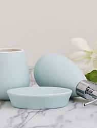 Недорогие -Набор аксессуаров для ванной Градиент цвета Modern Керамика 3шт - Ванная комната Односпальный комплект (Ш 150 x Д 200 см)