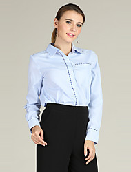 cheap -Suzanne Betro Women's Business Shirt - Striped