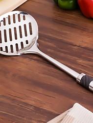 Недорогие -Кухонные принадлежности нержавеющий Кулинарные инструменты Удобная ручка / Инструмент выпечки шпатель Для приготовления пищи Посуда 1шт
