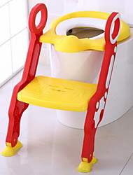 baratos -Assento para Vaso Sanitário Novo Design / Suporte de Chão / Para Crianças Moderna / Comum PP / ABS + PC 1pç Acessórios de toalete /