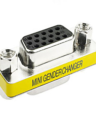 abordables -Unitek 03 1 VGA VGA Mâle - Femelle Court (Moins de 20 cm)