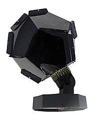 Недорогие -1шт Небесный проектор NightLight Тёплый белый USB Креатив / Романтика / Свободная комбинация DIY