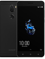 "abordables -Coolpad COOL PLAY 6 5.5 pulgada "" Smartphone 4G (6 GB + 64GB 13 + 13 mp Qualcomm Snapdragon 653 4030 mAh mAh) / 1920*1080 / Doble cámara"