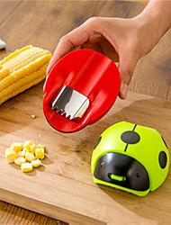 Недорогие -Кухонные принадлежности пластик Для фруктов и овощей Очаровательный Формы для нарезки / Овощные ножи Кукуруза 1шт