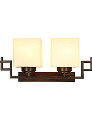 cheap -Cool Retro Wall Lamps & Sconces Wood / Bamboo Wall Light 220-240V