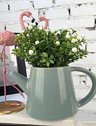 abordables -Flores Artificiales 1 Rama Clásico Rústico / Vintage Plantas Flor de Mesa
