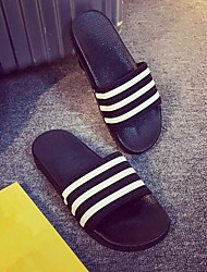 cheap -Women's Slippers Slippers / House Slippers Ordinary Plastic solid color