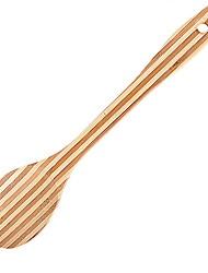 Недорогие -1 ед. Бамбук Новый дизайн / Heatproof Инструменты / Ложка, посуда
