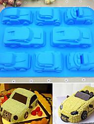Недорогие -8 пресс-формы для силиконовой формы