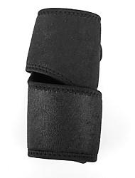 Недорогие -Налокотник для Бег Универсальные Подходит левую или правый локоть / Оборудование для безопасности Учебный / Спорт Ластик 1шт Черный
