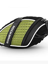abordables -ROCKBROS Bolsa para Guardabarro Portátil, Resistente al Viento, Listo para vestir Bolsa para Bicicleta Tejido Oxford Bolsa para Bicicleta Bolsa de Ciclismo Ciclismo Ciclismo