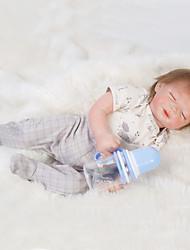 Недорогие -OtardDolls Куклы реборн Мальчики 18 дюймовый Силикон - как живой Детские Мальчики Подарок