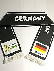 cheap -Holiday Decorations World Cup / Sports Events Decorative Objects Special Designed / World Black / Green 1pc