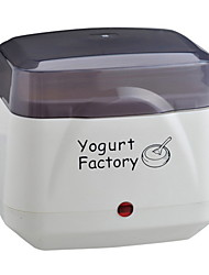cheap -Yogurt Maker New Design / Full Automatic Stainless steel / ABS Yogurt Machine 220 V 8 W Kitchen Appliance