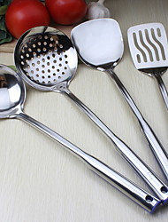 cheap -Kitchen Tools Stainless steel Kitchen Tools Accessories Tools Dining and Kitchen / Cookware Sets 4pcs