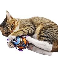 baratos -Brinquedos Felpudos / Brinquedos que Guincham / Rato de Brinquedo Amigo de Animal de Estimação / Animais / Brinquedo dos desenhos animados Catnip / Felpudo Para Gatos