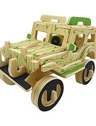 Недорогие -Конструкторы 1 pcs Автомобиль 3D в мультяшном стиле Все Подарок