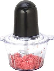 baratos -Misturadores de alimentos e Liquidificadores / Moedor de carne Novo Design / Multifunções / Total Automático Aço Inoxidável / ABS