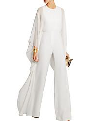 povoljno -žensko odijelo - čvrsta široka široka noga