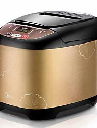Недорогие -Пекарь Функция синхронизации / Новый дизайн PP / ABS + PC Тостеры 220-240 V 500 W Кухонная техника